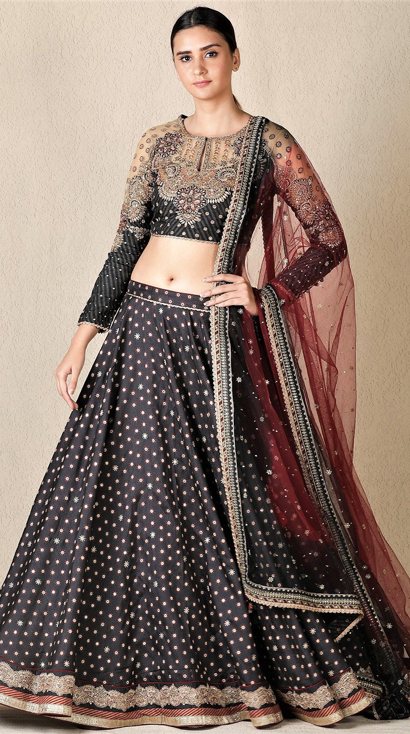 Best Website to Buy Bridal Lehenga - Ritu Kumar