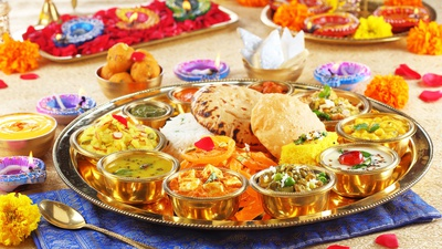 15 Most Delicious Punjabi Wedding Food To Try / 15 Food Items to Try At a Punjabi Wedding