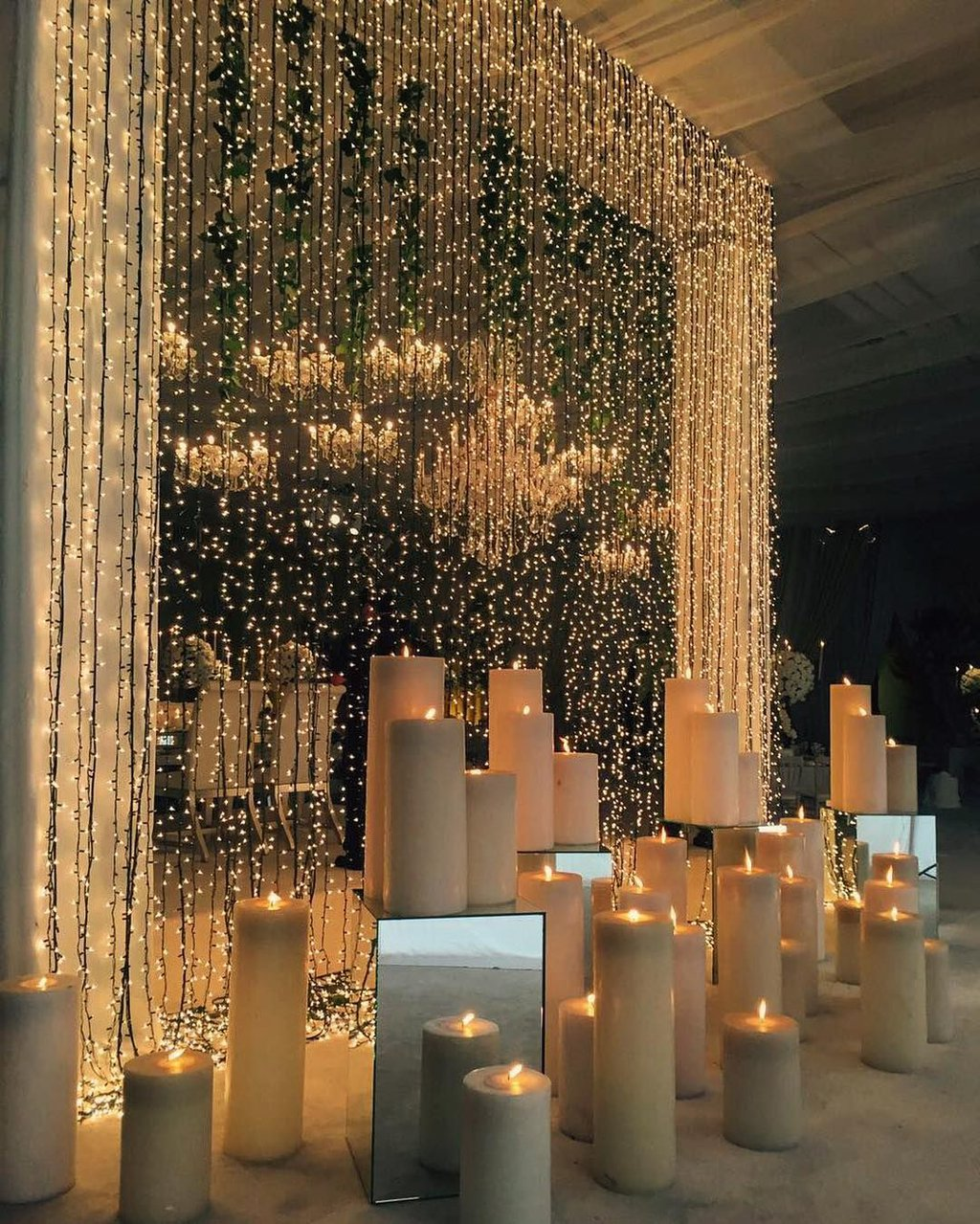 decor for night function