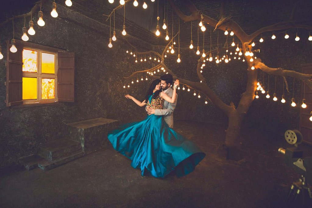 Top locations for wedding shoot