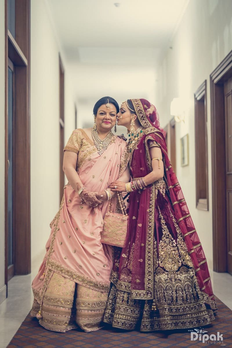 Best lehenga for mother of brides