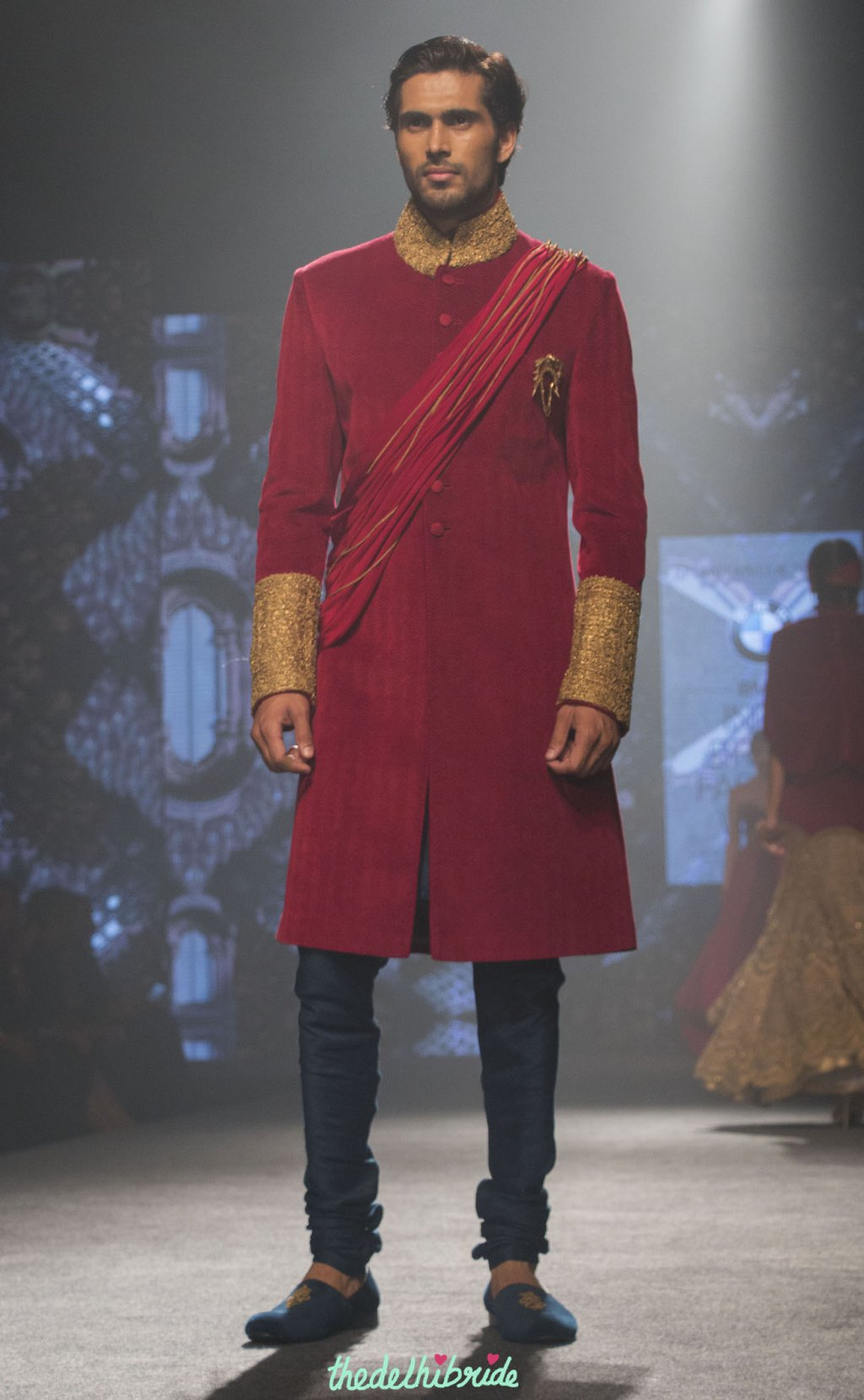 Shantanu and Nikhil-sherwani