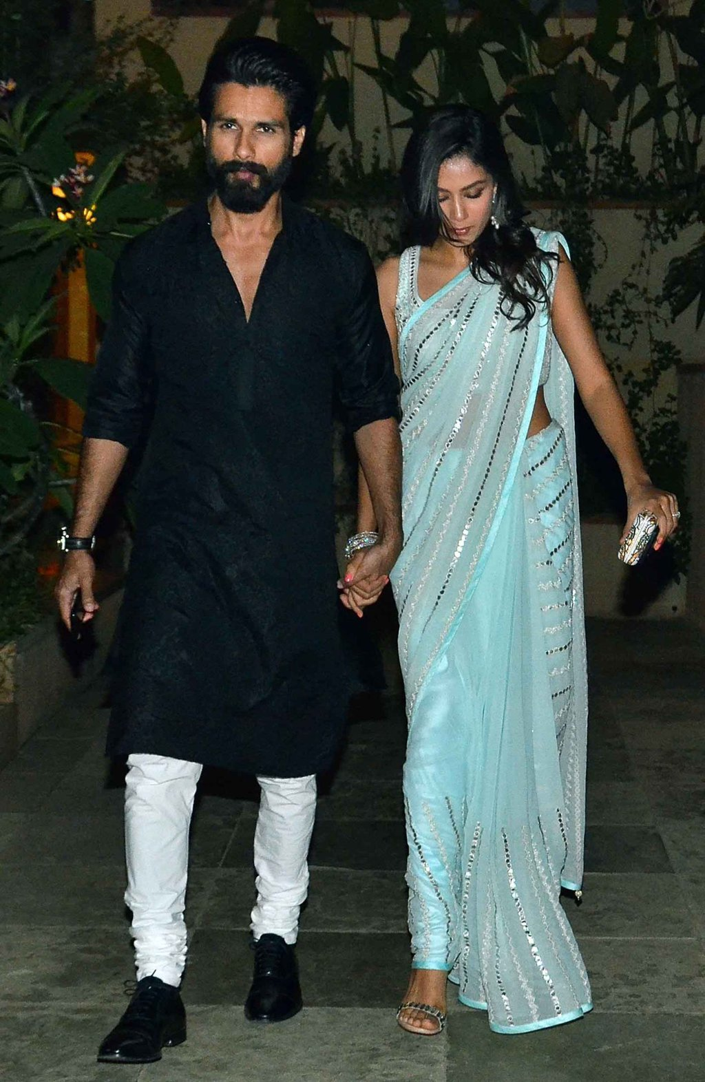 First Diwali After Marriage-Shahid Kapoor and Mira Rajput