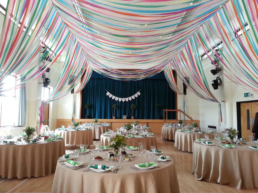 Canopy-Decoration---Ribboned-Canopies