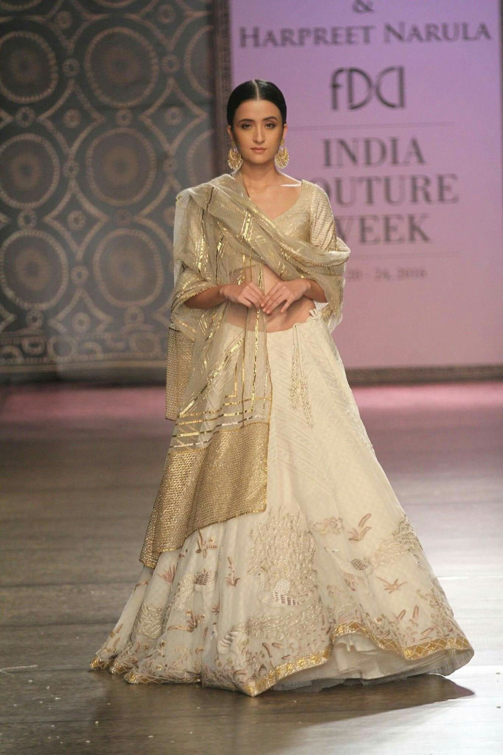 Gold-and-Ivory-Lehenga-by-Rimple-and-Harpreet