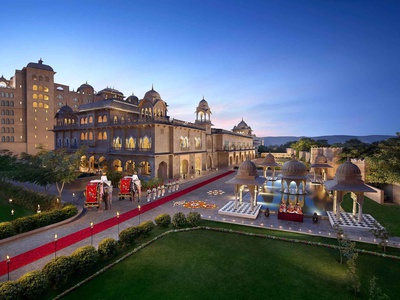Cost of a Wedding in Jaipur at top 35 hotels of Jaipur | Destination Wedding